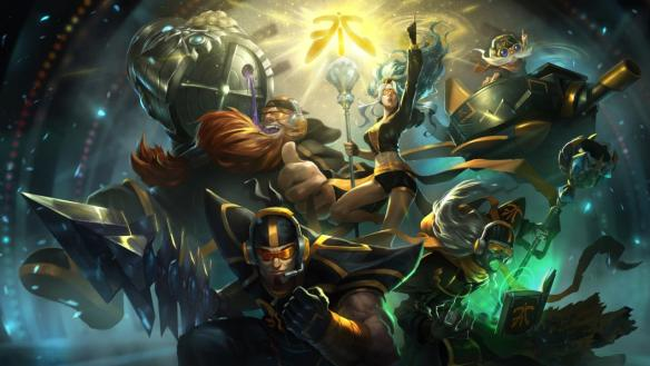 league of legends fnatic