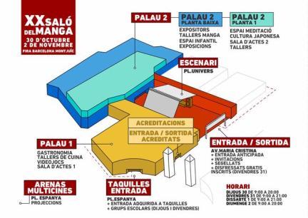 salon mapa