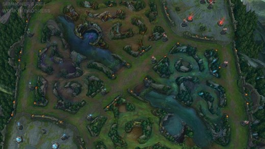 Riot Games discusses how to navigate Summoner Rift's new Design League of Legends
