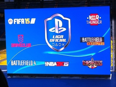 liga oficial playstation