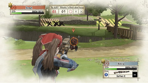 Valkyria Chronicles 04