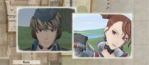 Valkyria Chronicles 07