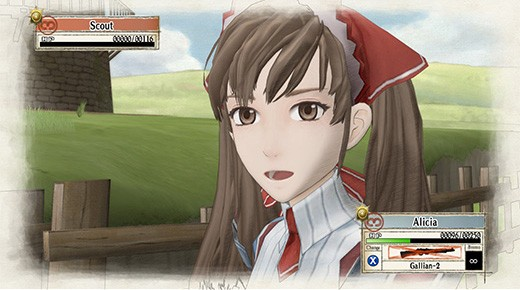 Valkyria Chronicles 09