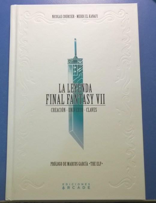La leyenda de Final Fantasy VII - Portada
