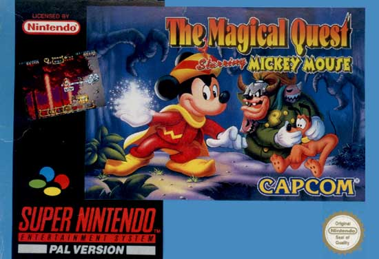 Magical Quest