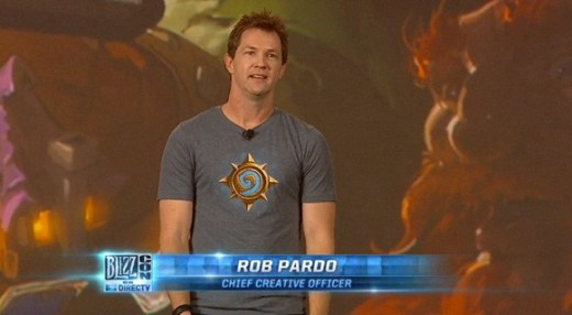 Rob Pardo Blizzard