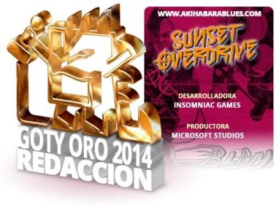 GOTY 2014 Redacción