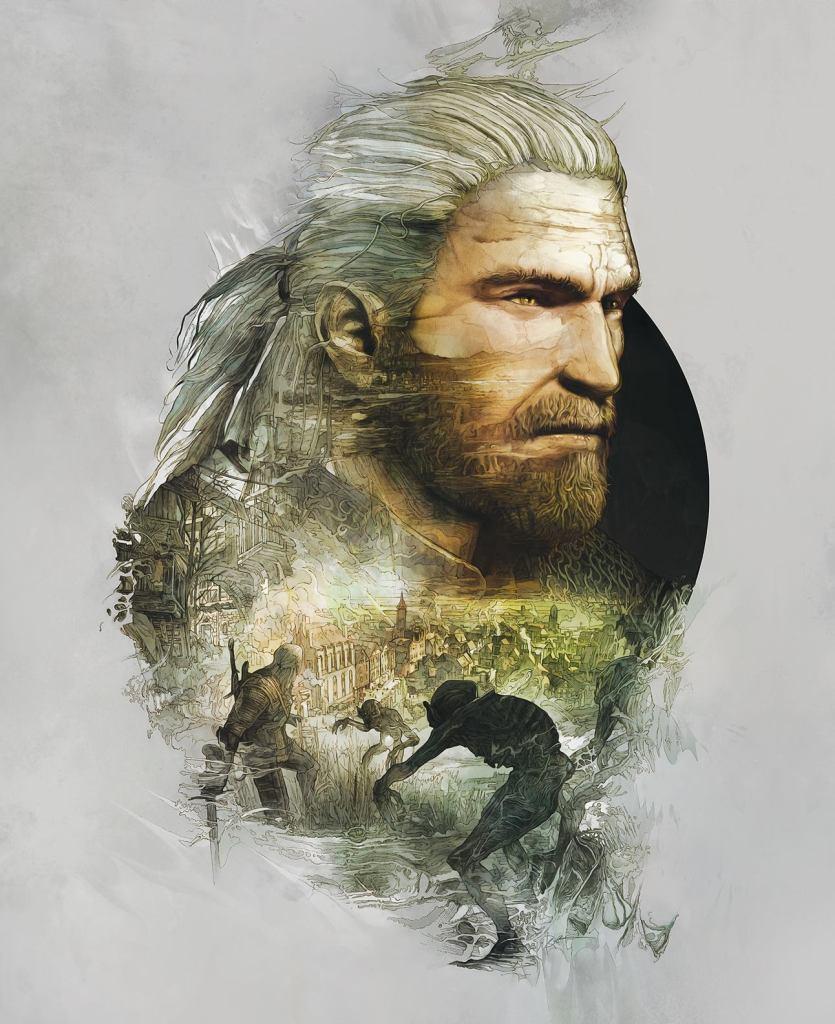The Witcher 3 portada Novigrad frontal