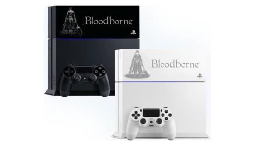 PS4 bloodborne edition