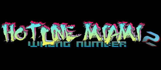 Hotline Miami 2 Logo