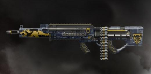 Call Of Duty Advanced Warfare Ascendance Gun