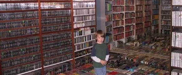 Colección Videojuegos