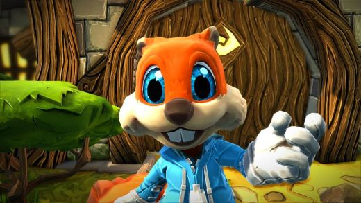 Conker Project Spark