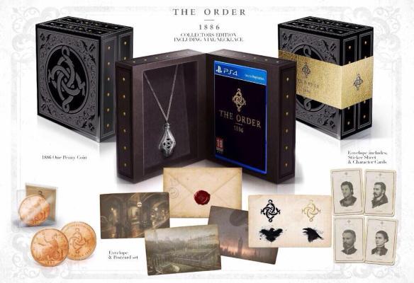 Edición Coleccionista de The Order