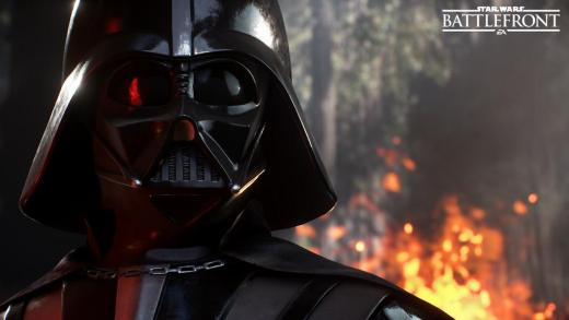 Star Wars Battlefront Darth Vader