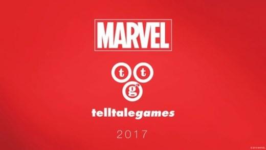 Telltale Games y Marvel