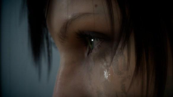 Increíble la fuerza de la escena de la bruja llorando en la demo WITCH CHAPTER 0 [cry] Luminous Engine, puro músculo poligonal. Bravo, Square Enix.