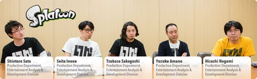 splatoon staff
