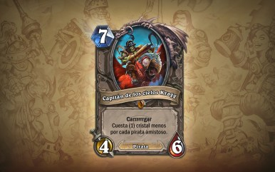 HearthStone Heroes Of Warcraft El Gran Torneo 5