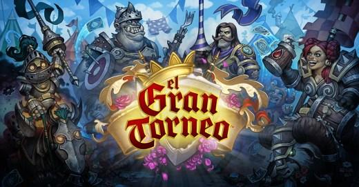 HearthStone Heroes Of Warcraft El Gran Torneo