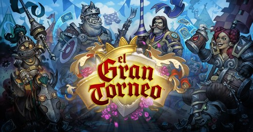 HearthStone Heroes Of Warcraft El Gran Torneo