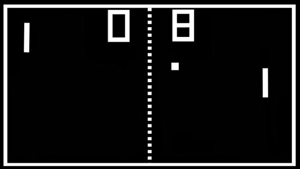 Pong (Bushnell, Atari, 1972)