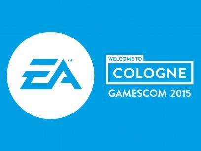 gamescom 2015 EA