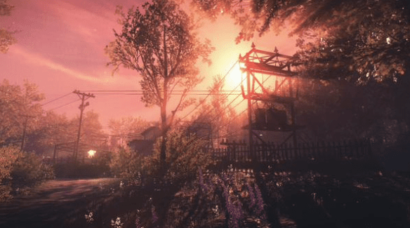 Los gráficos de Everybody is gone to the Rapture son de los que dejan huella