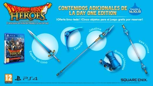 Dragon Quest Heroes TWTWATBB reserva