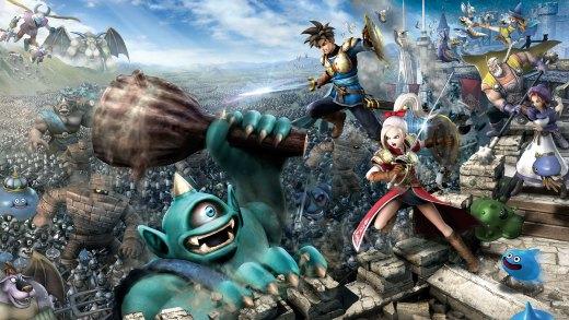 Dragon Quest Heroes TWTWATBB