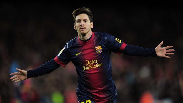 Messi es un perro en PES 2016