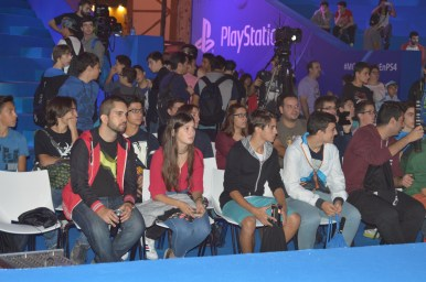 Madrid Games Week'15