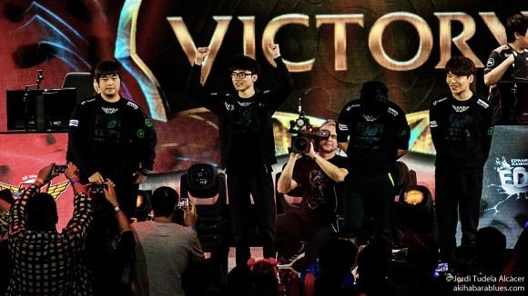 Faker Victorioso - LoL Worlds 2015