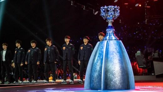 LoL Worlds 2015 - SKT T1 Semifinales