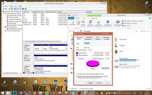 instalacion SSD
