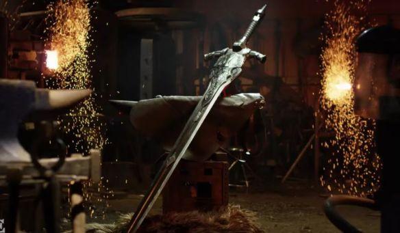 Espada de Dark Souls 3