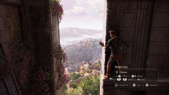 El Modo Foto le da muchísima vida a Uncharted 4