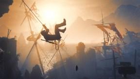 Devoré cada segundo en Uncharted 4. Menuda maravilla de juego.