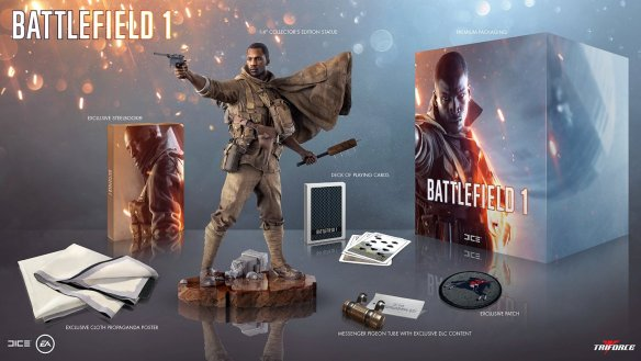 collectors edition battlefield 1