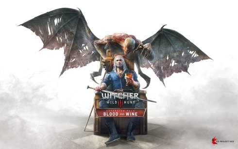 The Witcher 3 Sangre y Vino