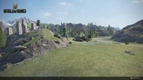 Paso montañoso - Verano