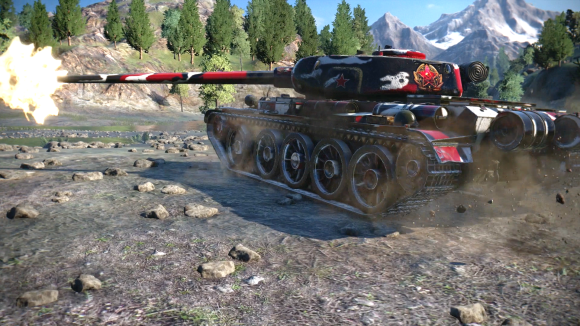 world of tanks t54 motherland (1)