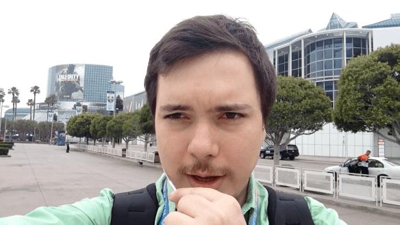 Jordi Tudela en el E3