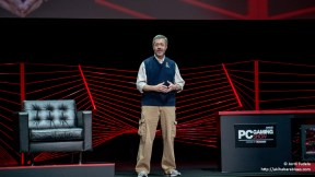 Warren Spector en la PC Gaming Show