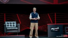Warren Spector en la PC Gaming Show