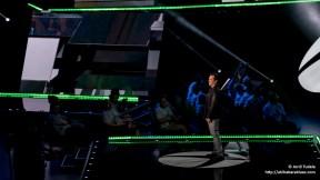 Phil Spencer conduciendo la conferencia de Microsoft