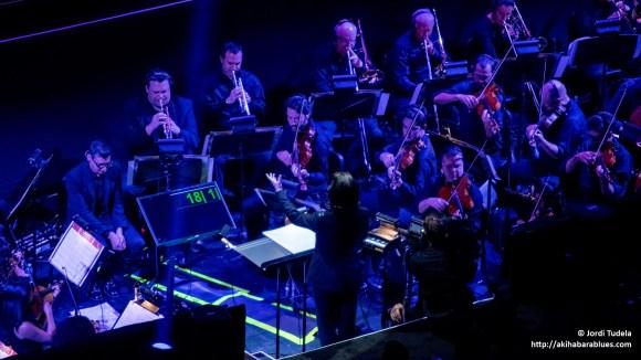 foro conferencia de sony - orquesta
