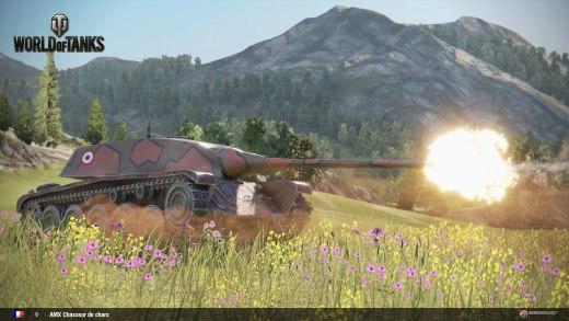 World Of Tanks AMX CDC 1