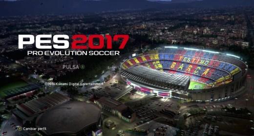 pes 2017 logo