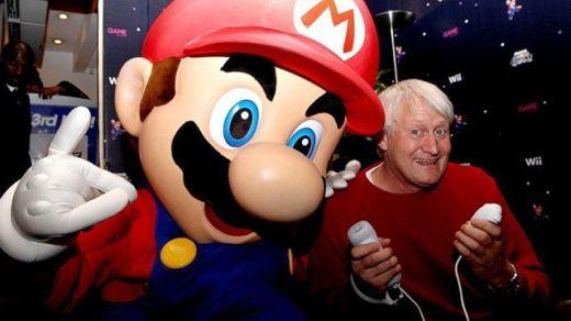 La carismática voz de Mario de Charles Martinet